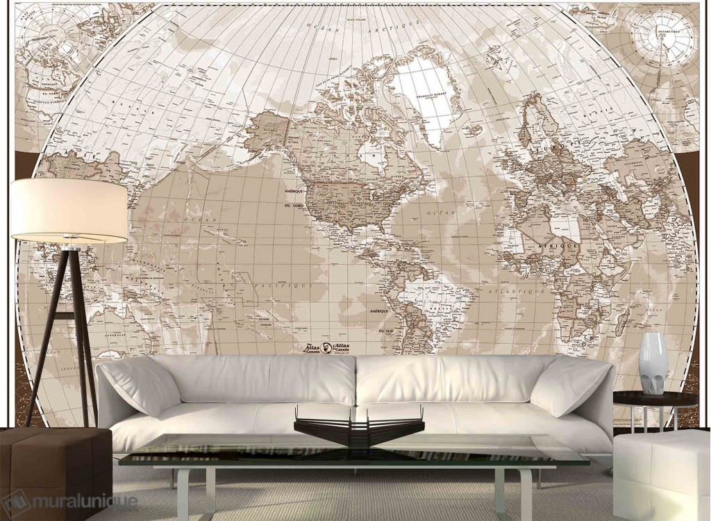 papiers peints murales inno peinture benjamin moore. Black Bedroom Furniture Sets. Home Design Ideas